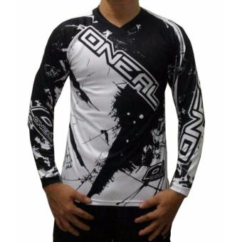 Fortress Cycling Mountain Bike Long Sleeve Jersey (ONEALMTB#4) Price Philippines