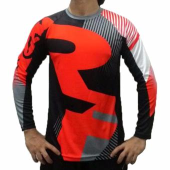 Fortress Cycling Mountain Bike Motocross Motorcycle/MTB Long SleeveJersey (RF2)