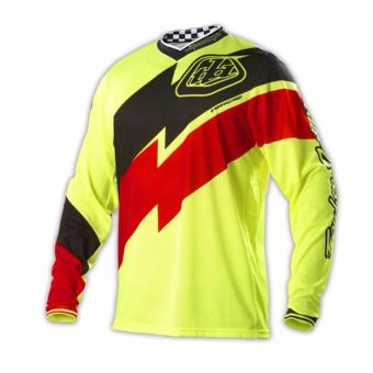 Fortress Cycling Mountain Bike Motocross Motorcycle/MTB Long SleeveJersey (TLDMTB9)