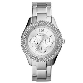 Fossil Stella Women's Silver Stainless Steel Strap Watch ES3588 Price Philippines