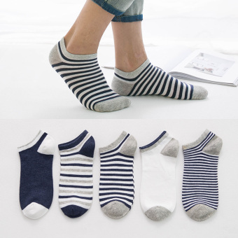 Four Seasons thin deodorizing men Socks (809)