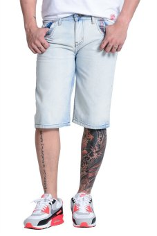Freshgear Denim Short (Light Shade)