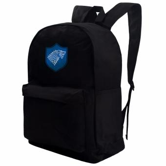 Game of Thrones House of Stark Casual Daypack Backpack