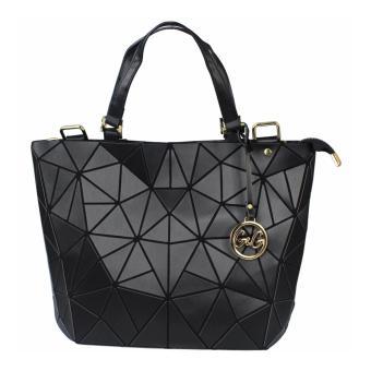 G&G Tote Shoulder Bag (BLACK)