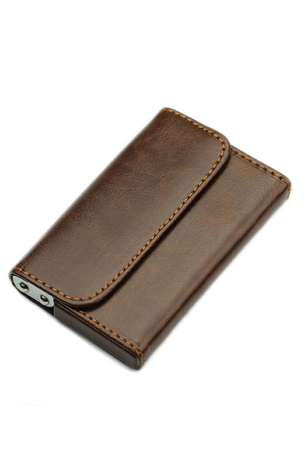 Philippines   Gentleman Leather Credit ID Business Cards Holder ...