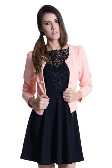 Get Laud! Francesca Blazer (Orange)