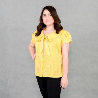 Get Laud Plus PB Ella Tops (Yellow) Price Philippines