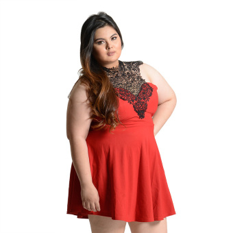 Get Laud Plus PD Bambie Dress (Red)
