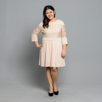 Get Laud Plus PD Elexa Dress (Mocha)