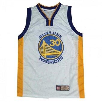 Golden State Warrior 30 Curry NBA Basketball Jersey Sando