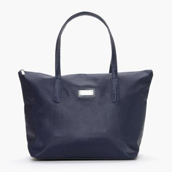 Grab Ladies Carette Tote Bag (Midnight Blue)