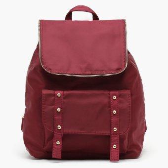 Grab Ladies Martha Backpack (Maroon)