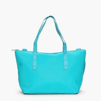 76b0d094d606 Presyo ng Secosana Ladies SKC-16989 Tote Bag (Blue) sa Pilipinas ...