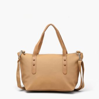 Grab Ladies Tallis Tote Bag (Taupe)