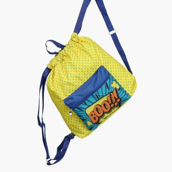 Grab Urlika Drawstring Bag (Multicolored)