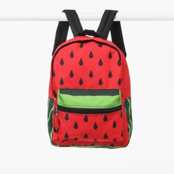 Grab Varsha Backpack (Multi-colored)