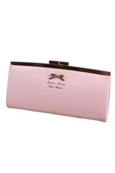 Gracefulvara Button Purse (Pink) - picture 2