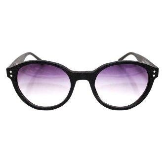 Great Deals Oak Wooden Sunglasses (Black)