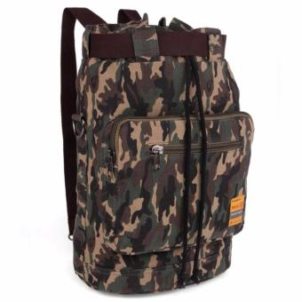 GYM BAG / SHOULDER BAG / BACKPACK MG8086 PIERSON [GREENCAMO] Price Philippines