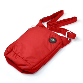 Halo Mathew Small Sling Bag (Red)
