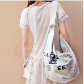 Han edition canvas fashion package dumplings boom