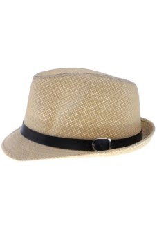 Hang-Qiao Beach Sun Hat (Beige)