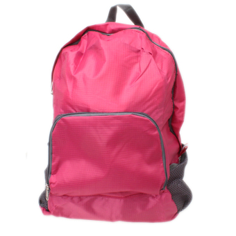 Hang-Qiao Hot Folding Backpack (Rose)