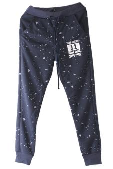Hanyu Jogging Trousers Blue