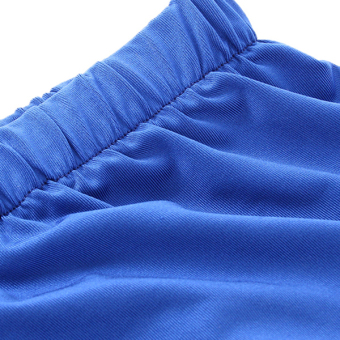 Hanyu Sling Hip Skirts Slim Dresses Blue - picture 4