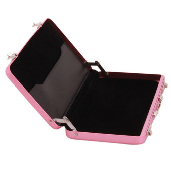 Hanyu Suitcase Model Business Card holder Pink - picture 2