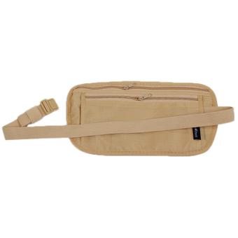 Hanyu Waist Bag Storage Bag Travelling Bag Khaki