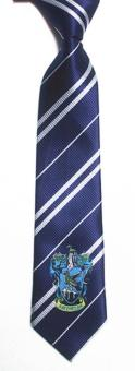 Harry Potter Badge College Tie- Ravenclaw