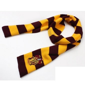 Harry Potter Scarf Gryffindor Scarves Cosplay Costume Gift for Teenager
