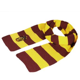 Harry Potter Scarf Gryffindor Scarves Cosplay Costume Gift for Teenagers