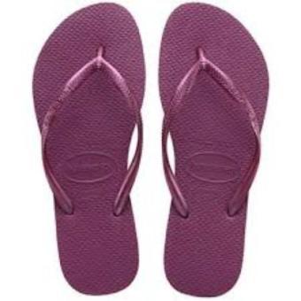 Havaianas Slim Acai Flip Flop (Lavander)