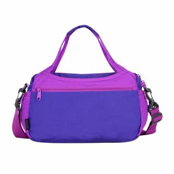 Hawk 4780 Shoulder Bag (Magenta/Purple) - 3