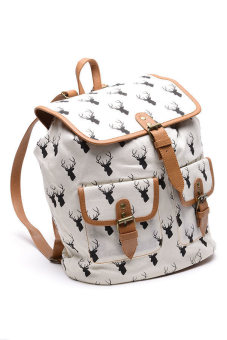 Hdy Biffy Backpack Bag (Reindeer Print) - picture 2