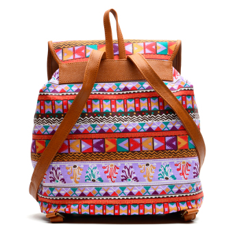 Hdy Biffy Backpack (Tribal Purple) - picture 2