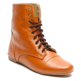 HDY Combat Boots (Tan)