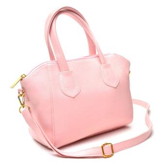 Hdy Mini Maggie Sling Bag Baby Pink