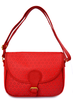 Hdy Roxy Tote Bag (Red)