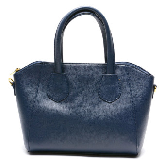 Hdy Small Maggie Tote Bag (Navy Blue)
