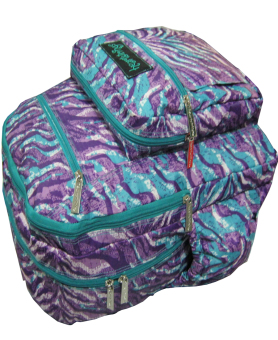 Heartstrings Railey Backpack Printed Nylon - 3