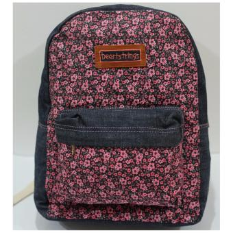 Heartstrings Vincent001 Printed Maong Backpack