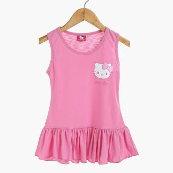 Hello Kitty Girls Flared Top (Pink) Price Philippines