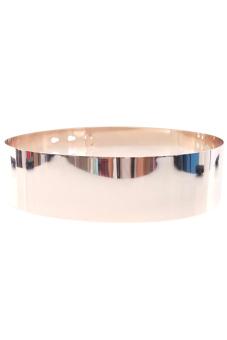 Hengsong Dress Metal Waist Mirror Belts for Gold - picture 2