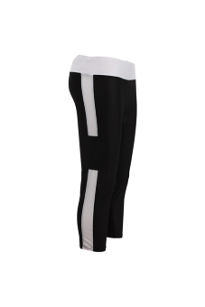 Hengsong Running/Yoga/Sport Soft Tights Pants Black - picture 2