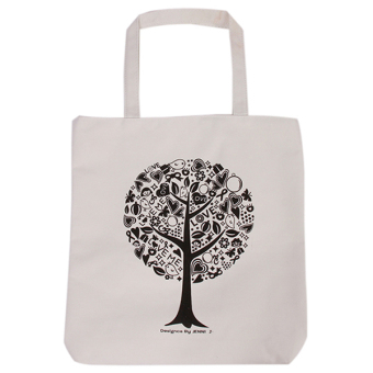 HengSong Women Handbags Casual Printed Bags White - picture 2