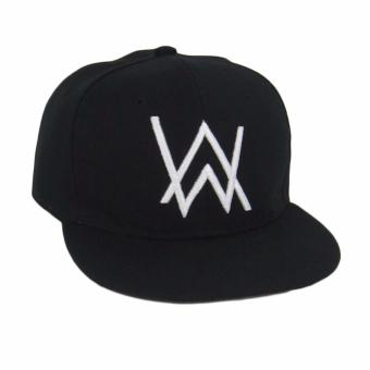 Hequ brand new chic Alan Walker Embroidered Baseball Cap ByCustomon - intl