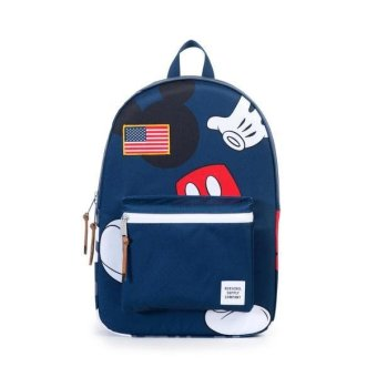 Hers chel Settlement Backpack (Navy/Mickey Disney Collection)